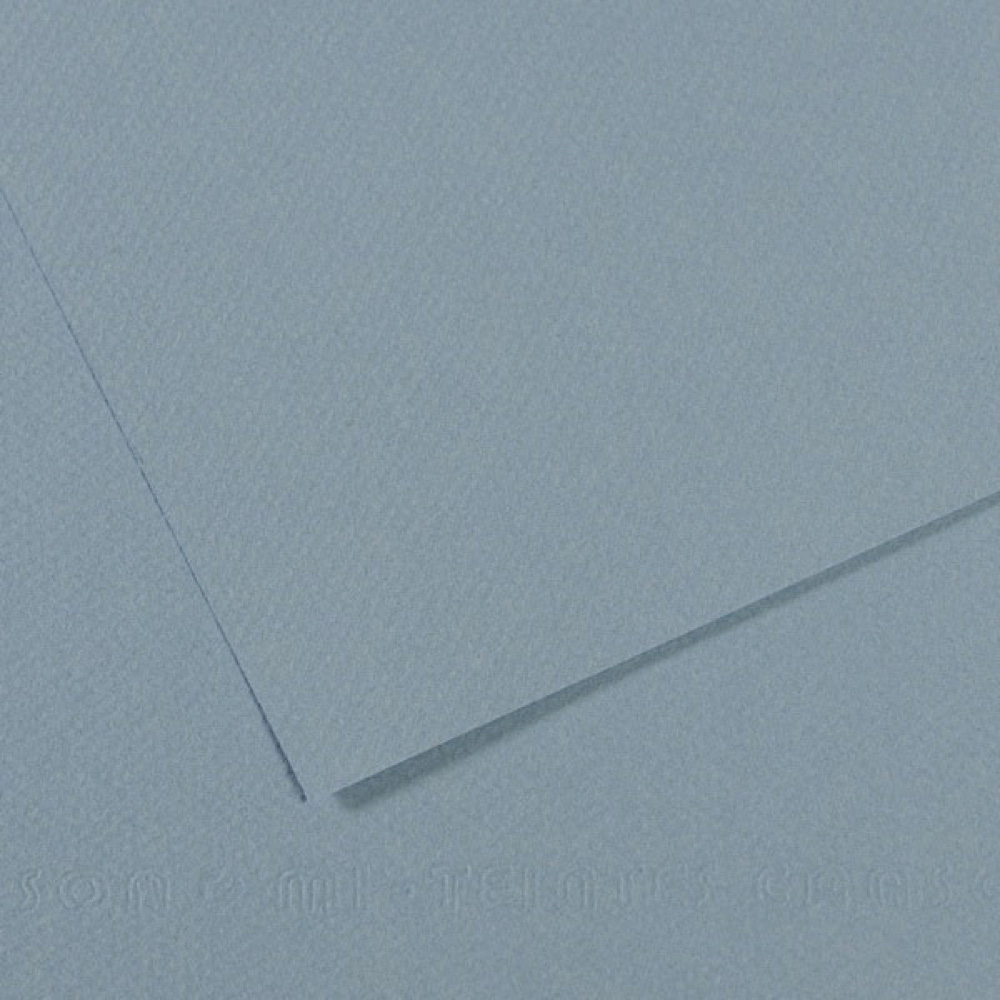Mi-Teintes Paper 19.5X25.5 490 Light Blue