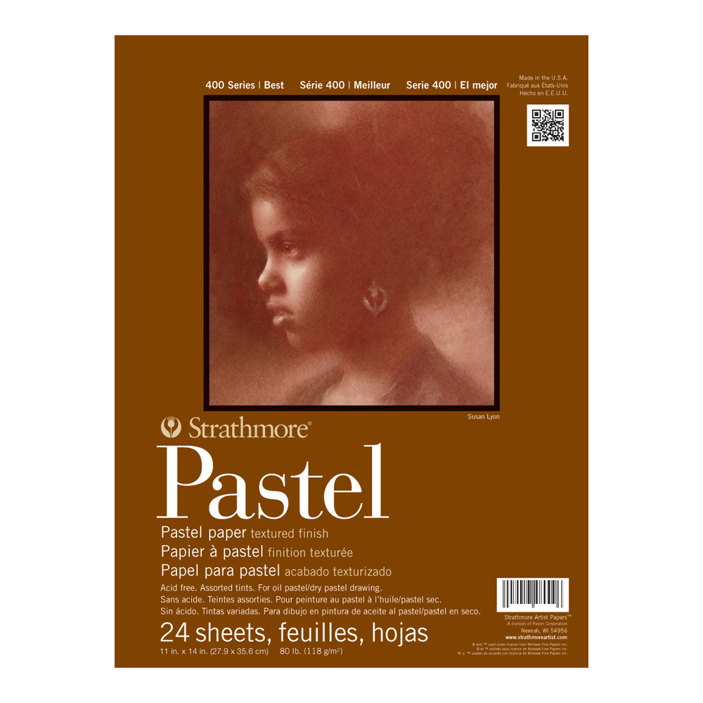 Strathmore 400 Pastel Pad Assorted 11X14