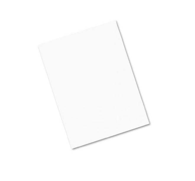 Construction Paper 18X24 White 50 Sheets