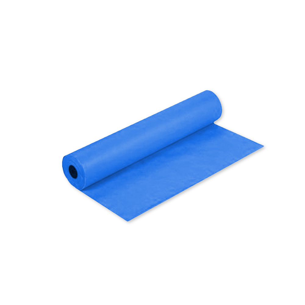Banner Paper 48In X 12Ft Roll Bright Blue