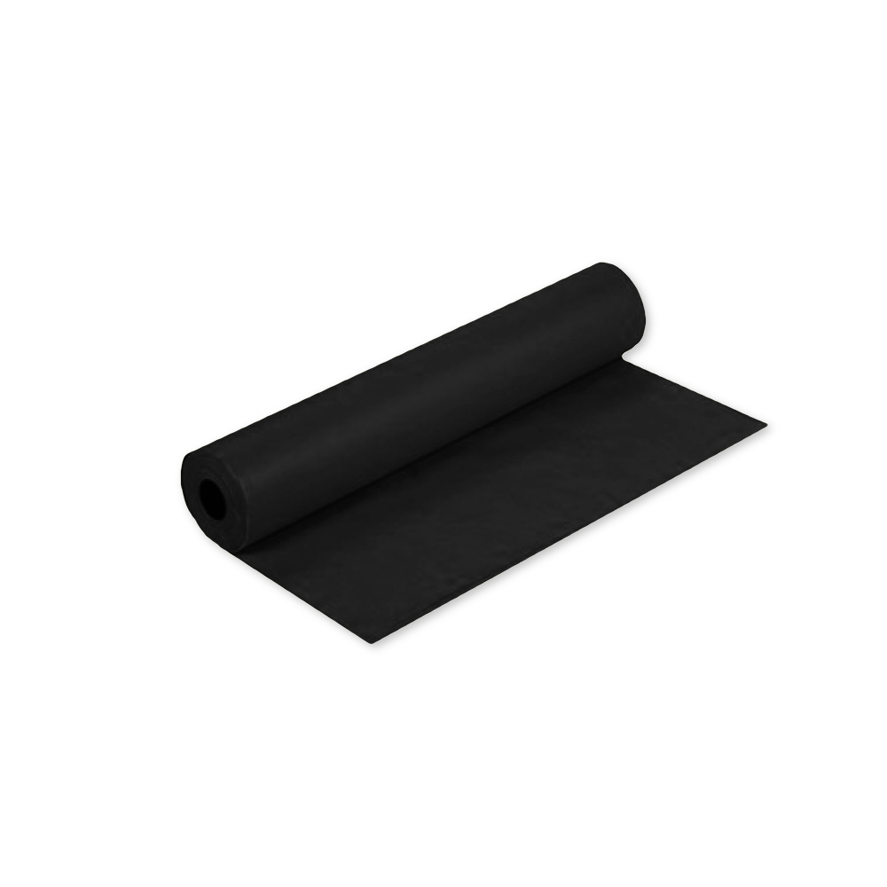 Banner Paper 48In X 12Ft Roll Black