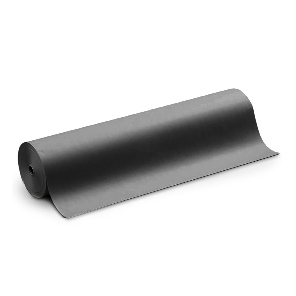 Banner Paper 48In X 200Ft Roll Black