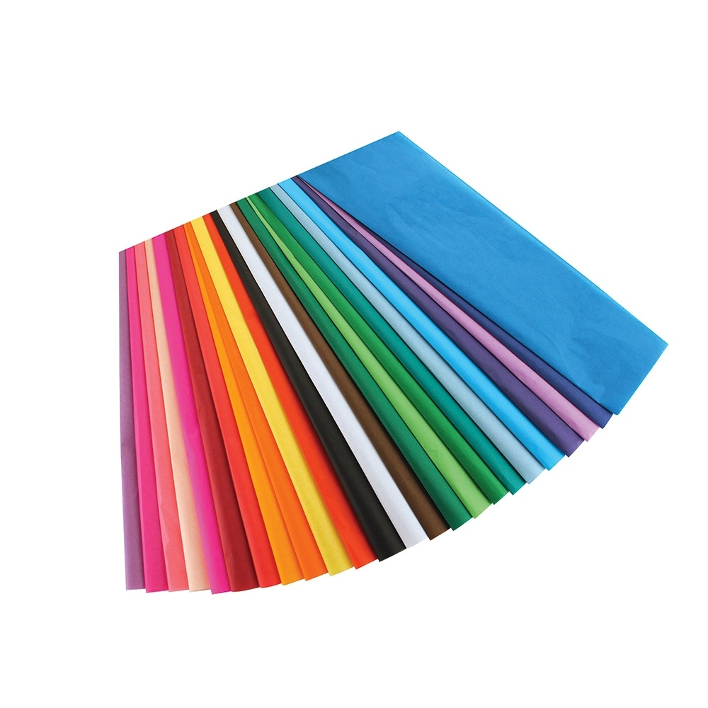 Art Tissue Paper Assorted Colors 20X30