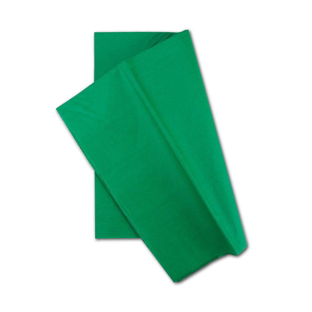 Art Tissue Paper Emerald Green 20X30 24/Sht