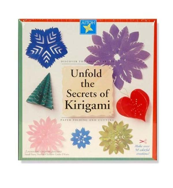 Secrets Of Kirigami Kit