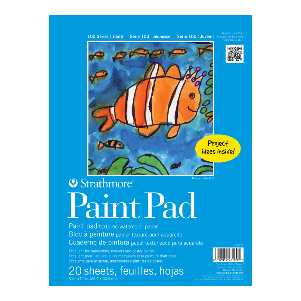 Strathmore Kids Painting Pad
