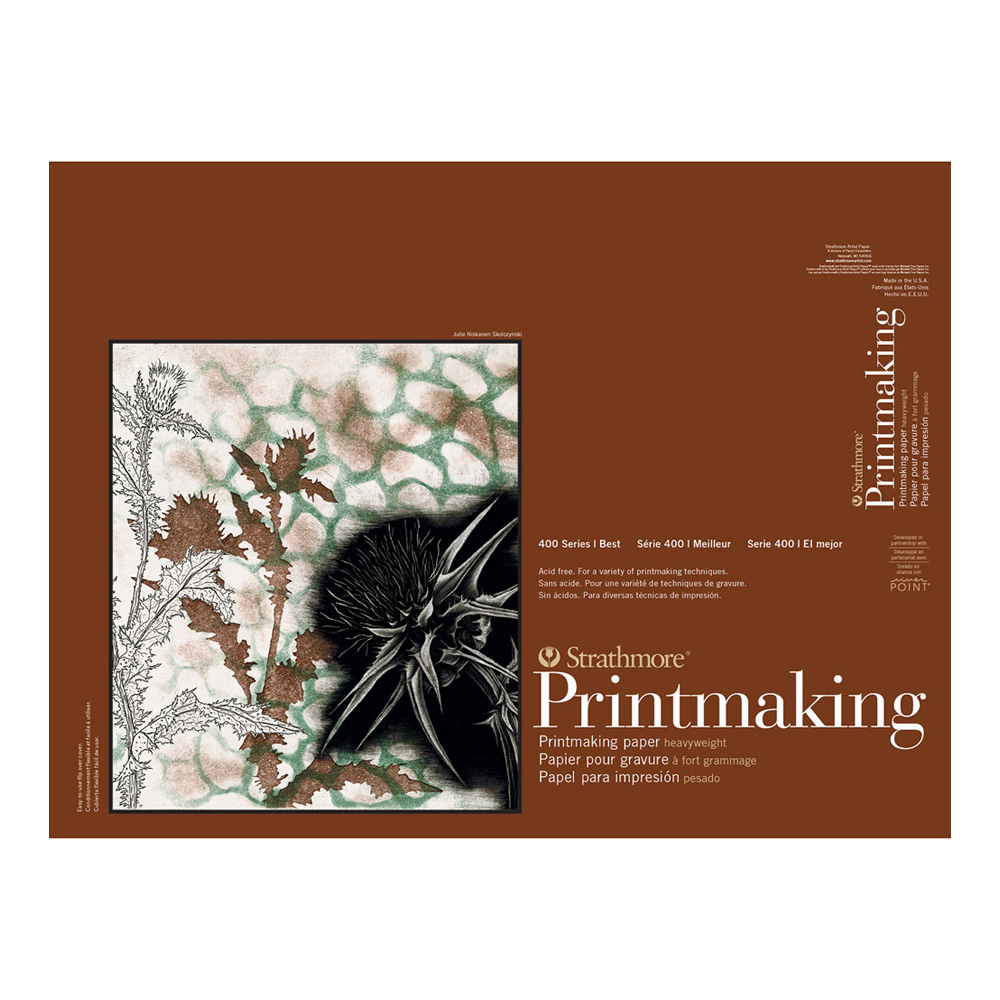 Strathmore 400 Printmaking Sheet 22X30
