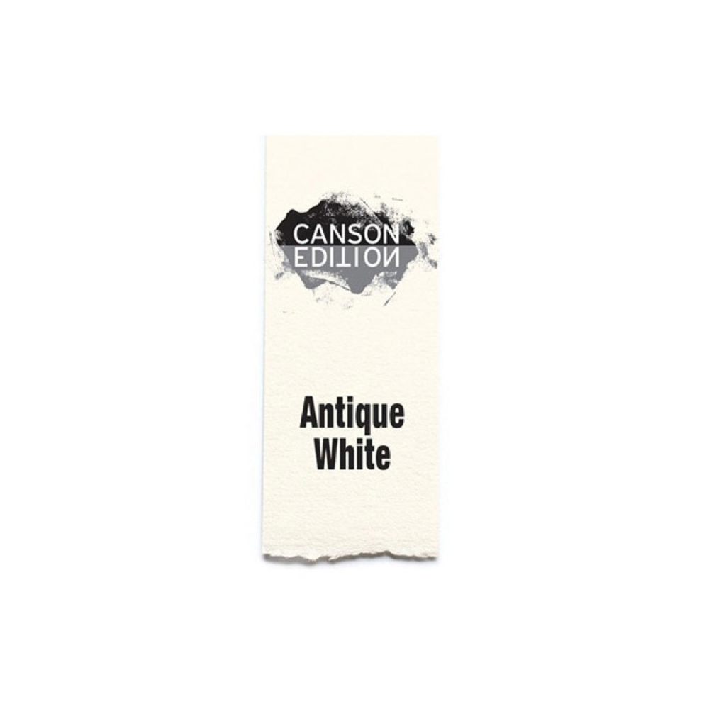 Canson Edition 22X30 Antique White