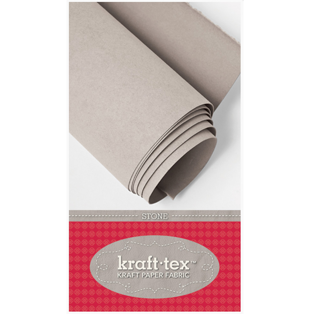 Kraft Tex Paper Fabric Stone 19In X 1.5Yd