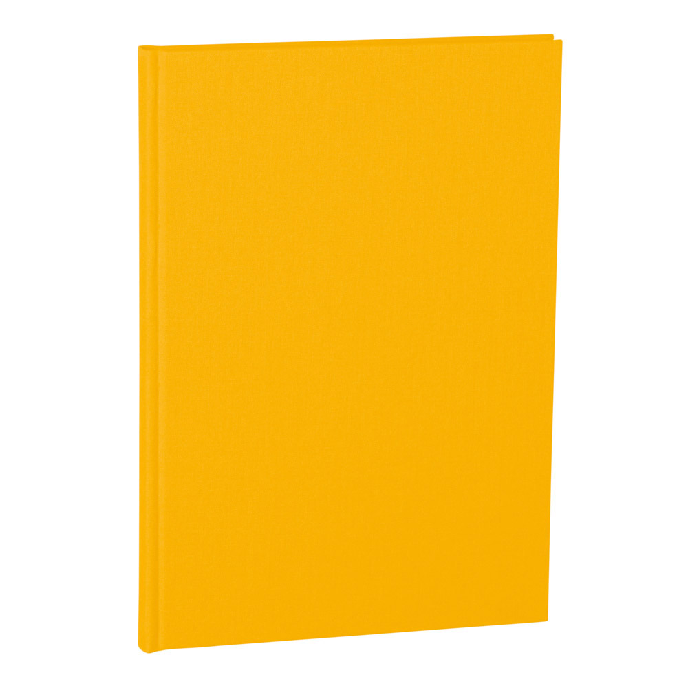 Semikolon Notebook Classic A4 Plain Sun