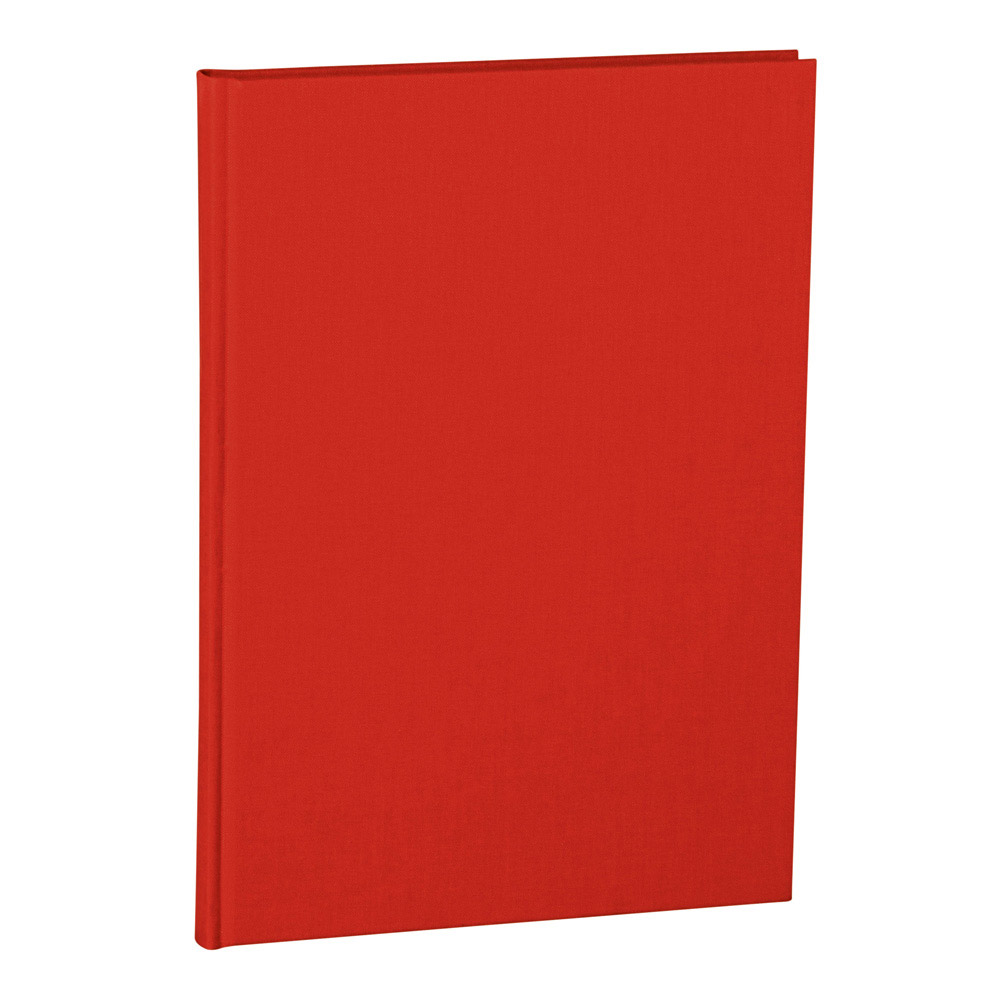 Semikolon Notebook Classic A4 Plain Red
