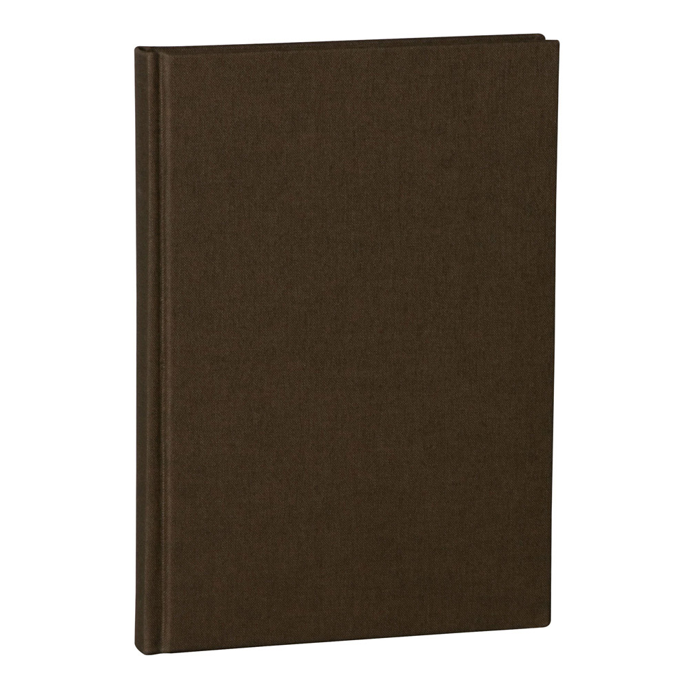 Semikolon Notebook Classic A5 Ruled Brown