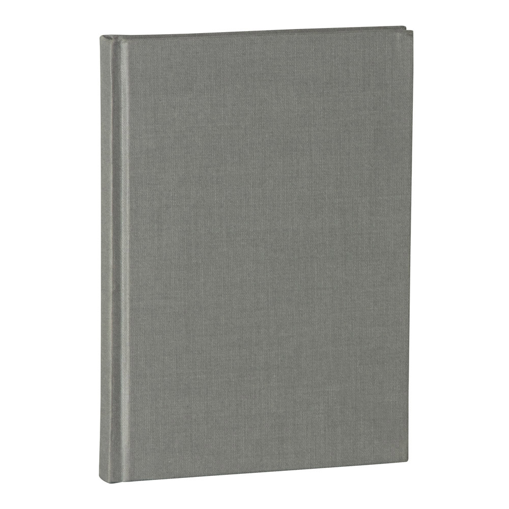 Semikolon Notebook Classic A5 Ruled Grey