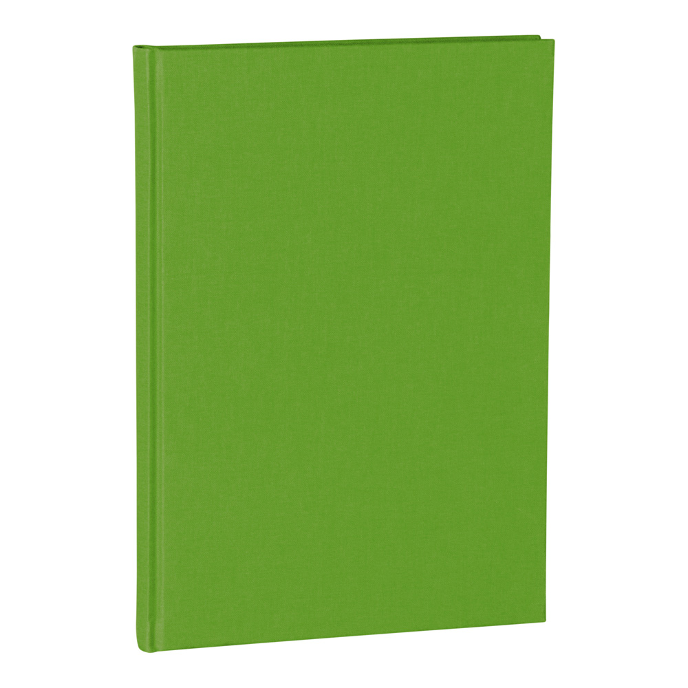Semikolon Notebook Classic A4 Ruled Lime