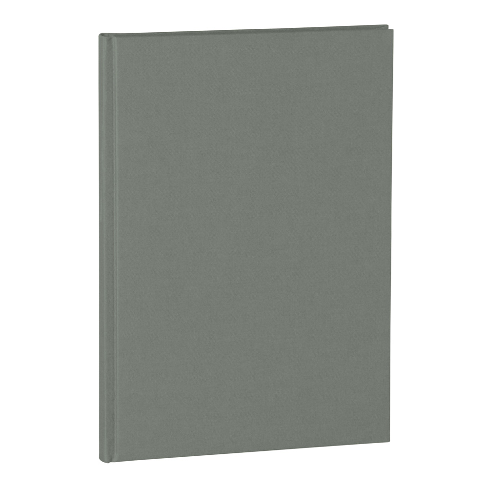 Semikolon Notebook Classic A4 Ruled Grey