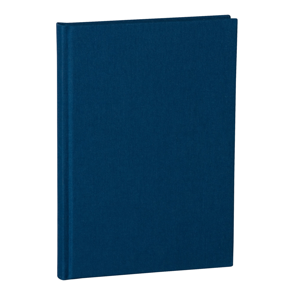 Semikolon Notebook Classic A5 Plain Marine