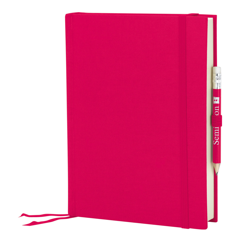 Semikolon Grand Voyage Journal Pink