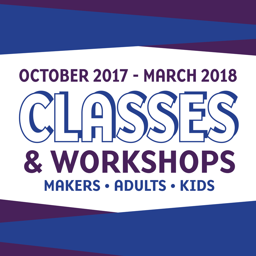Fall/Winter Art Classes