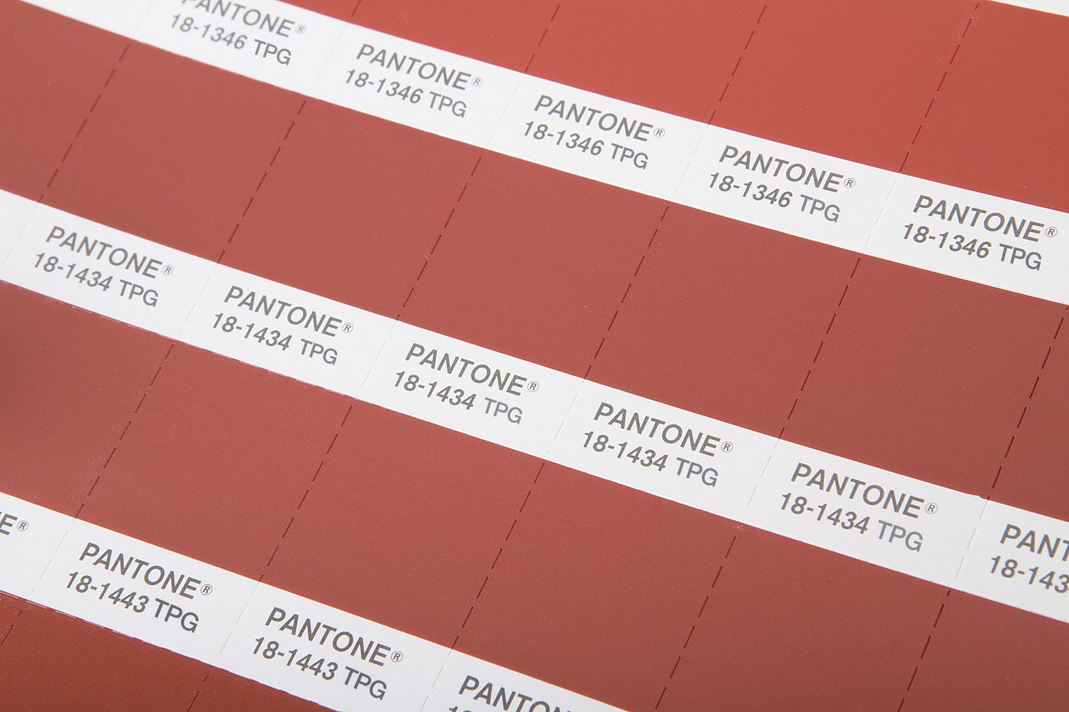 Pantone Fashion Home And Interior Paper Pages