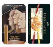 Prismacolor vs. Polychromos