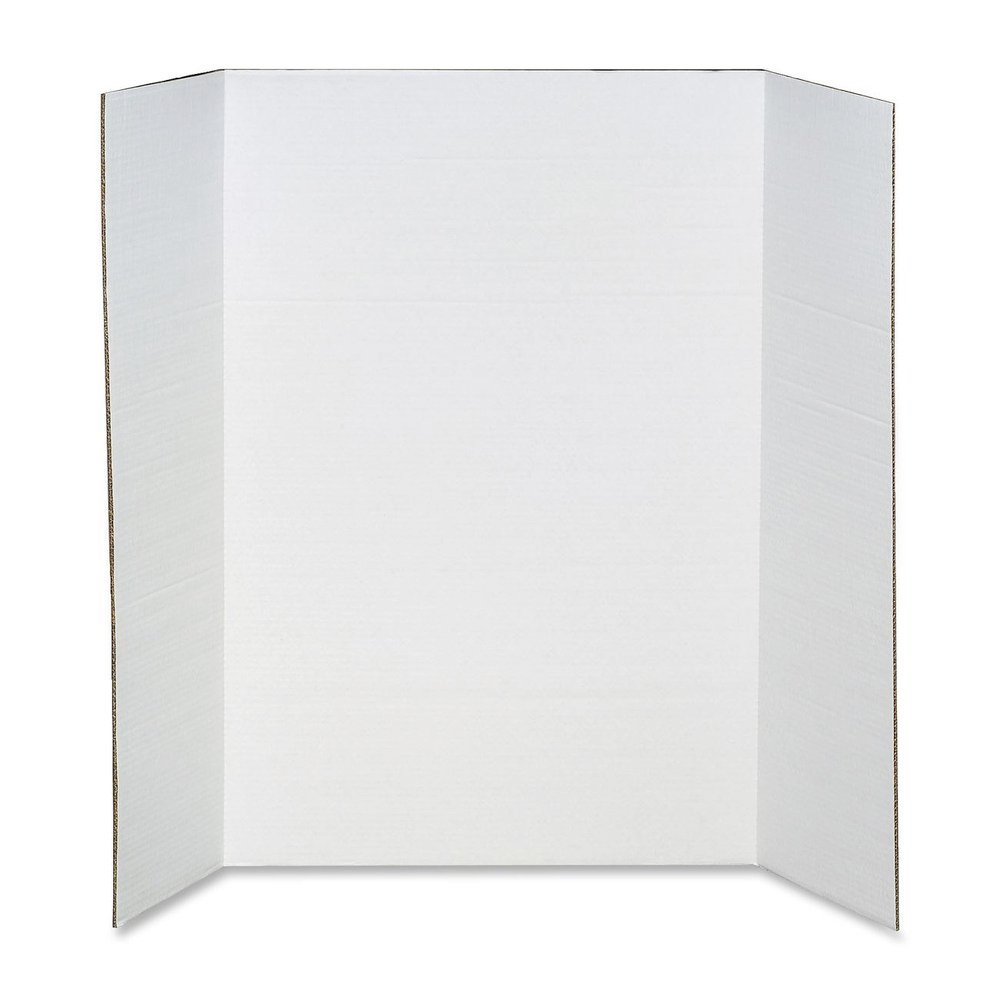 Project Display Board White 36X48 *0S2