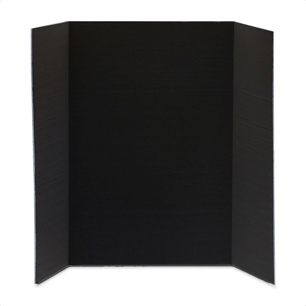 Project Display Board Black 36X48 *0S2
