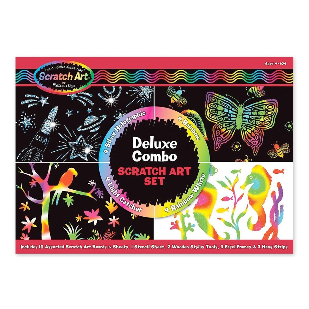 Scratch Magic Deluxe Kit