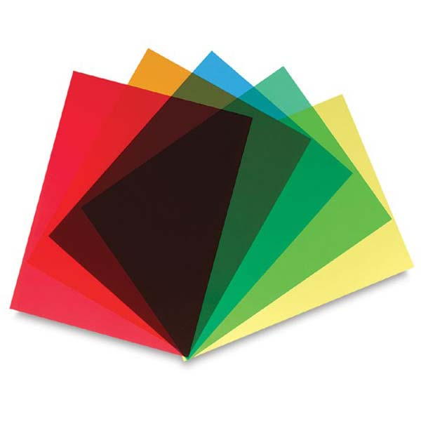 Clearlay Transparent Blue .005 18X24