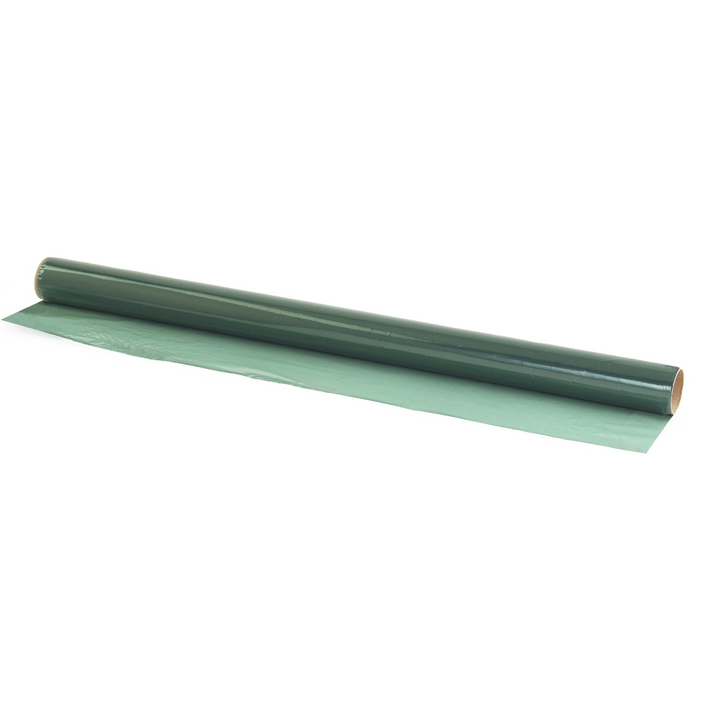 Cello Wrap Green 20In X 5Ft Roll
