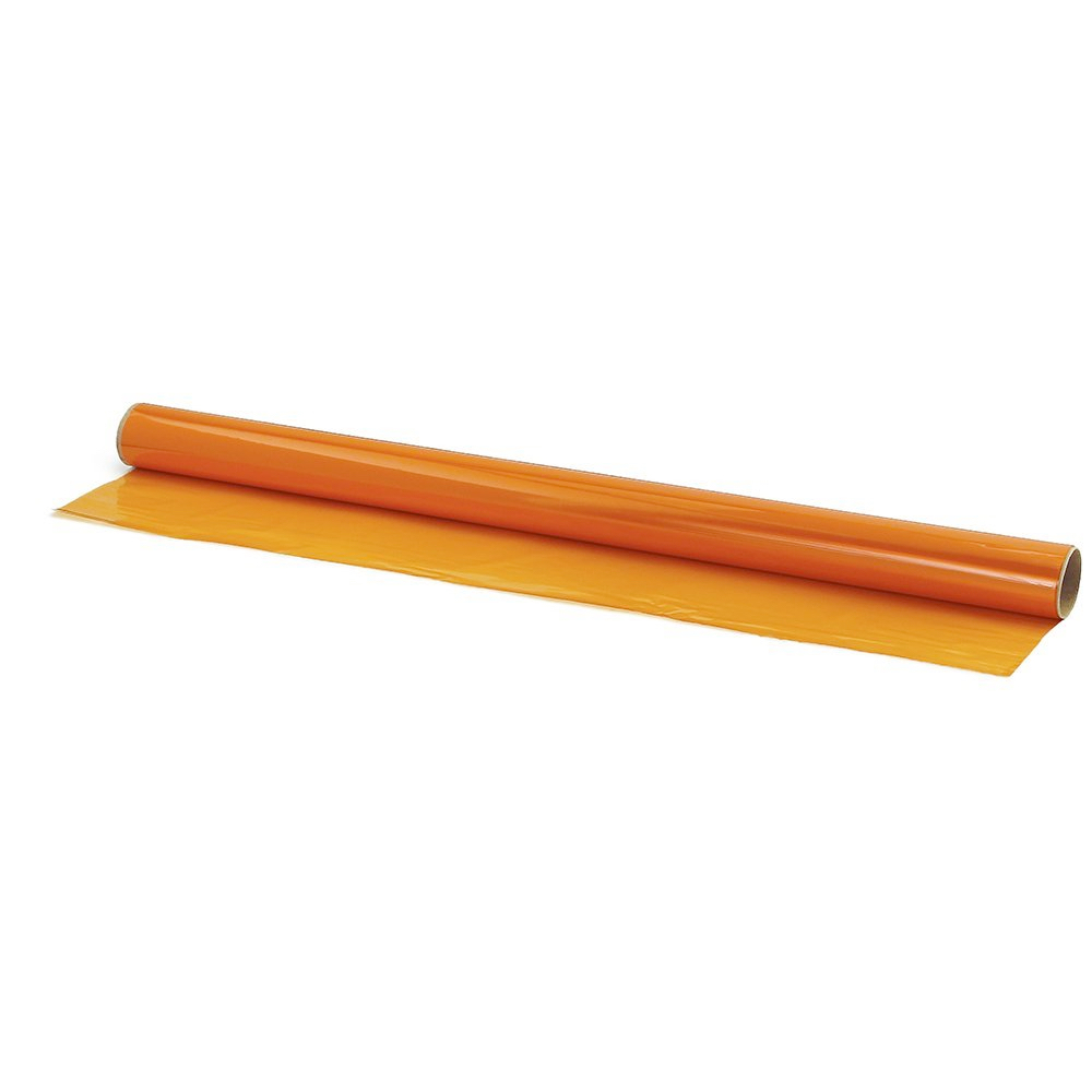 Cello Wrap Orange 20In X 5Ft Roll