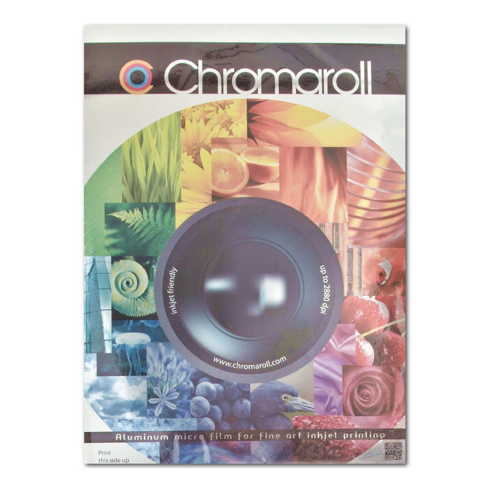 Chromaroll Film For Inkjet 17In X 33Yd Roll