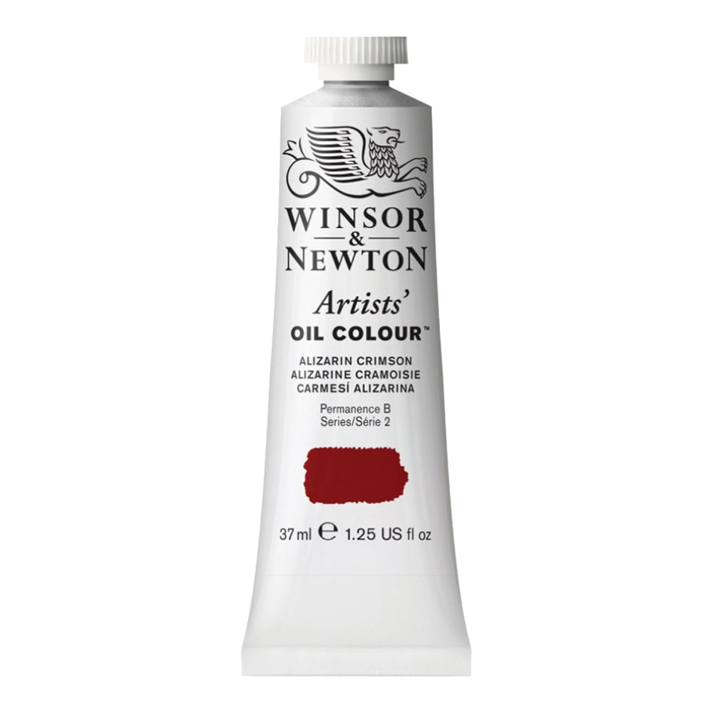 W&N Artist Oil 37Ml Alizarin Crimson