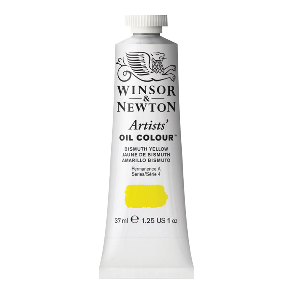 W&N Artist Oil 37Ml Bismuth Yellow