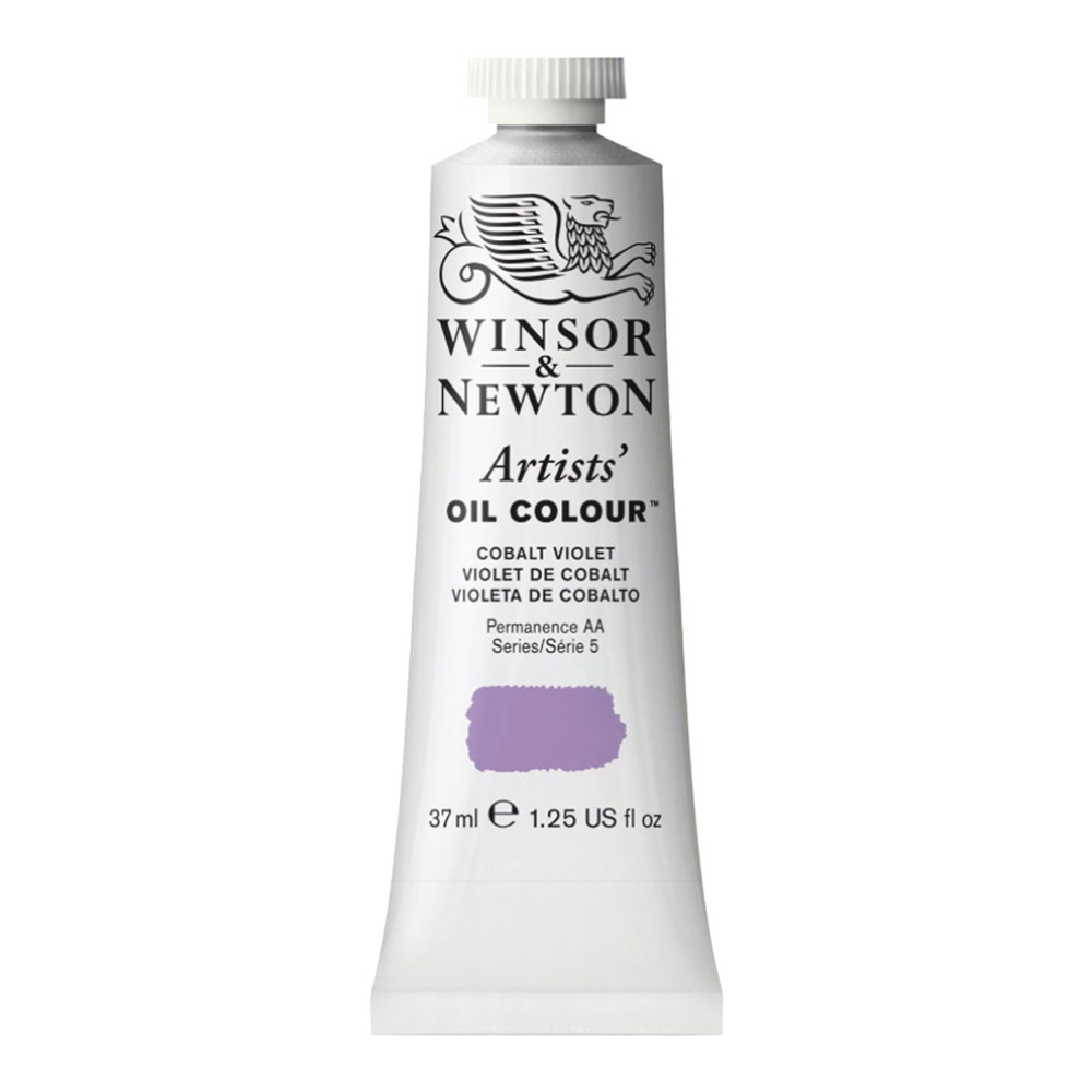 W&N Artist Oil 37Ml Cobalt Violet