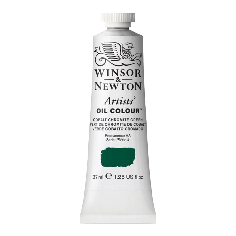 W&N Artist Oil 37Ml Cobalt Chromite Green