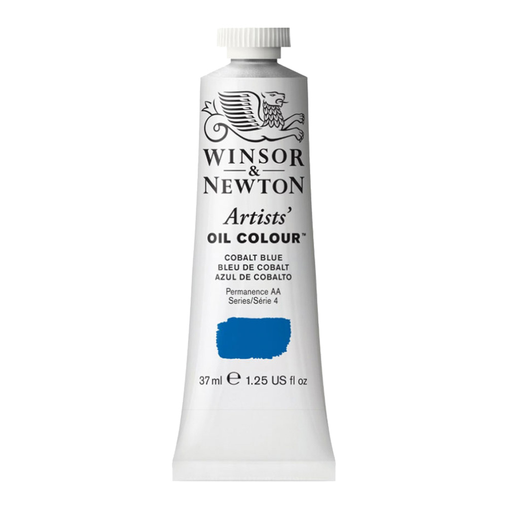 W&N Artist Oil 37Ml Cobalt Blue