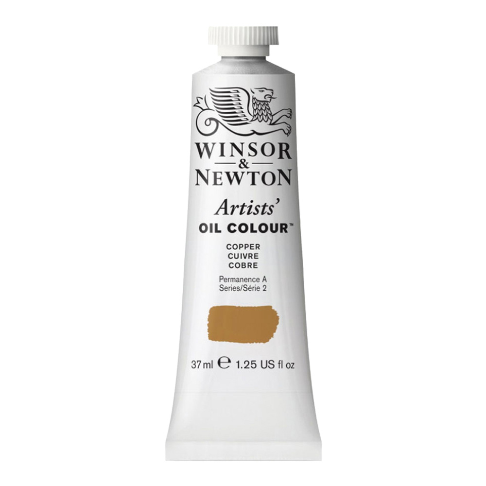 W&N Artist Oil 37Ml Copper