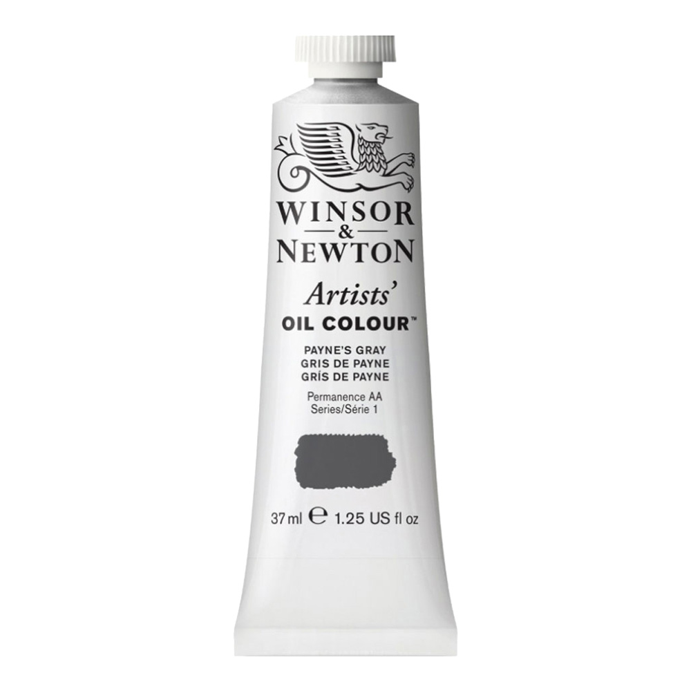 W&N Artist Oil 37Ml Paynes Gray
