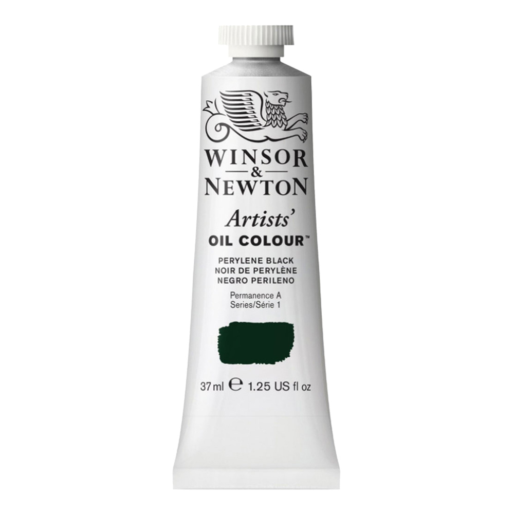 W&N Artist Oil 37Ml Perylene Black