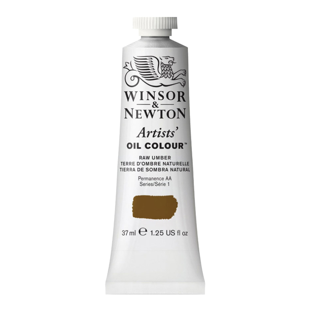 W&N Artist Oil 37Ml Raw Umber