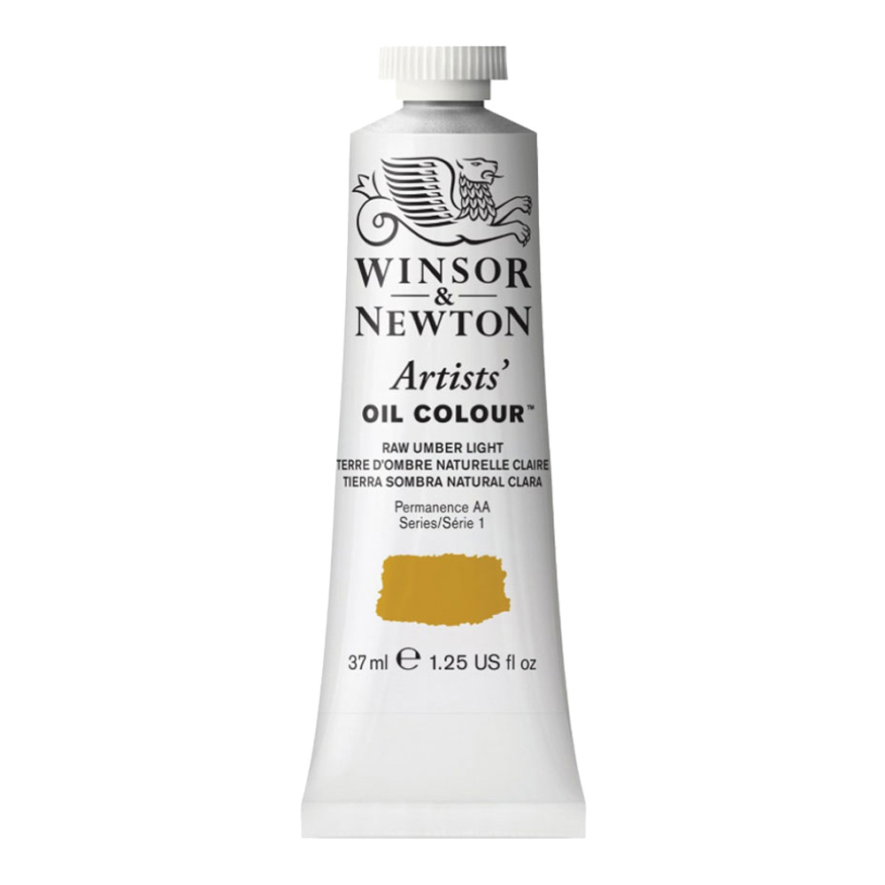 W&N Artist Oil 37Ml Raw Umber Light