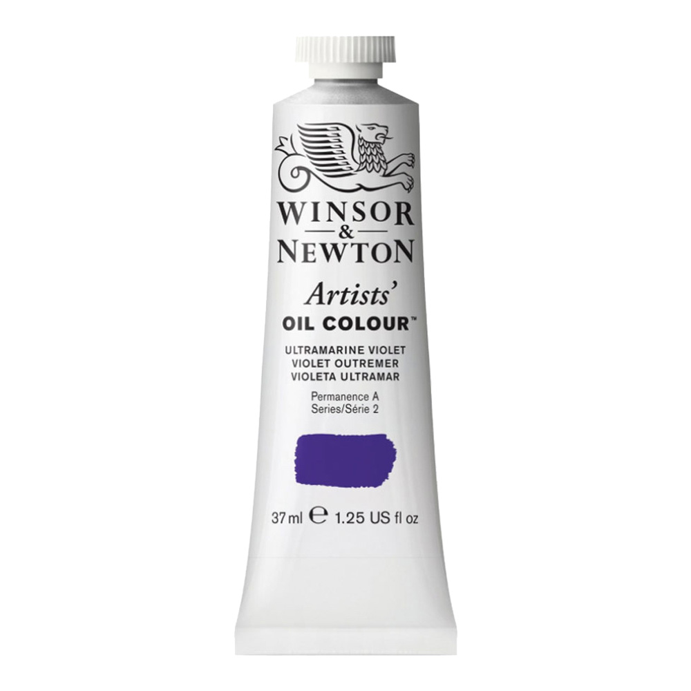 W&N Artist Oil 37Ml Ultramarine Violet