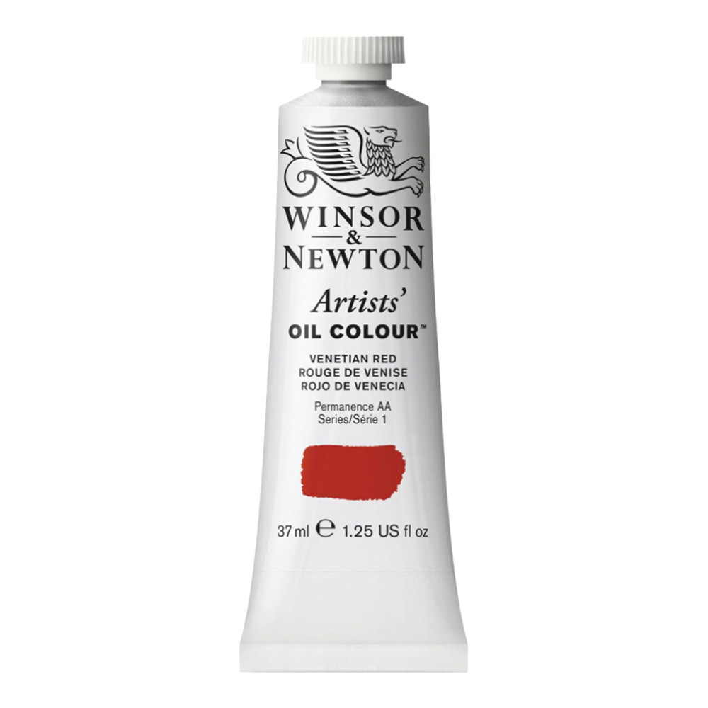 W&N Artist Oil 37Ml Venetian Red