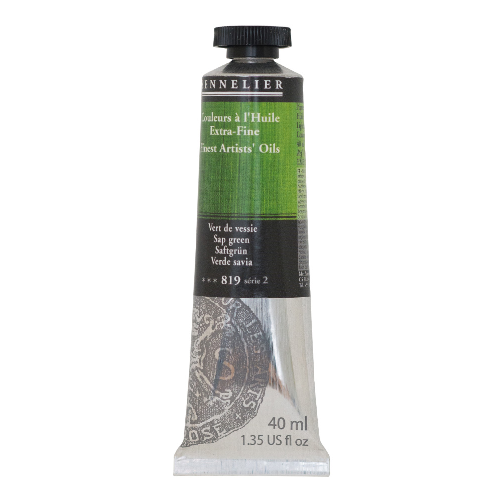 Sennelier Oil 40ml S2 Sap Green