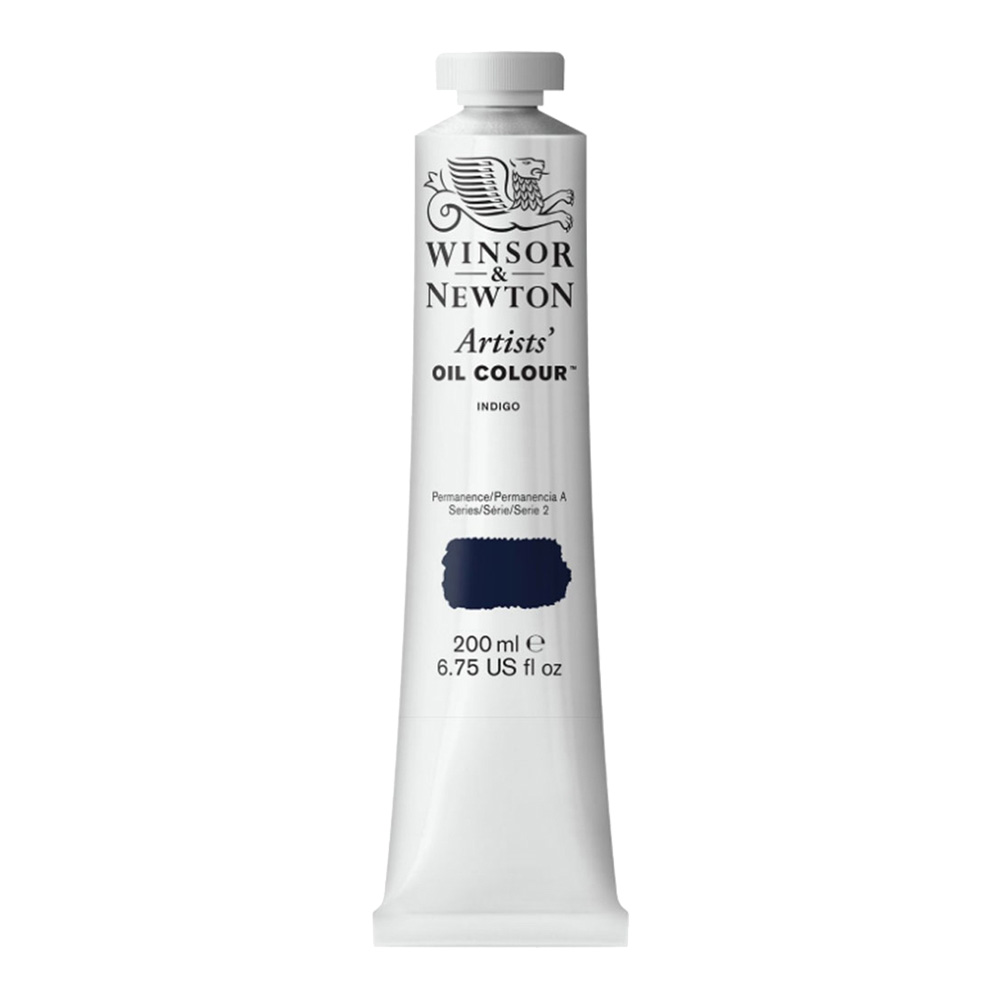 W&N Artist Oil 200Ml Indigo