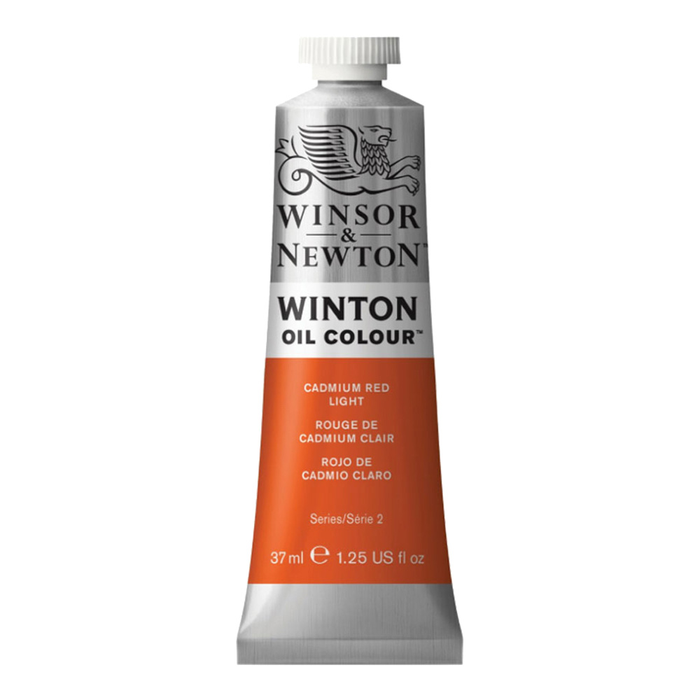 Winton Oil 37Ml Cadmium Red Light