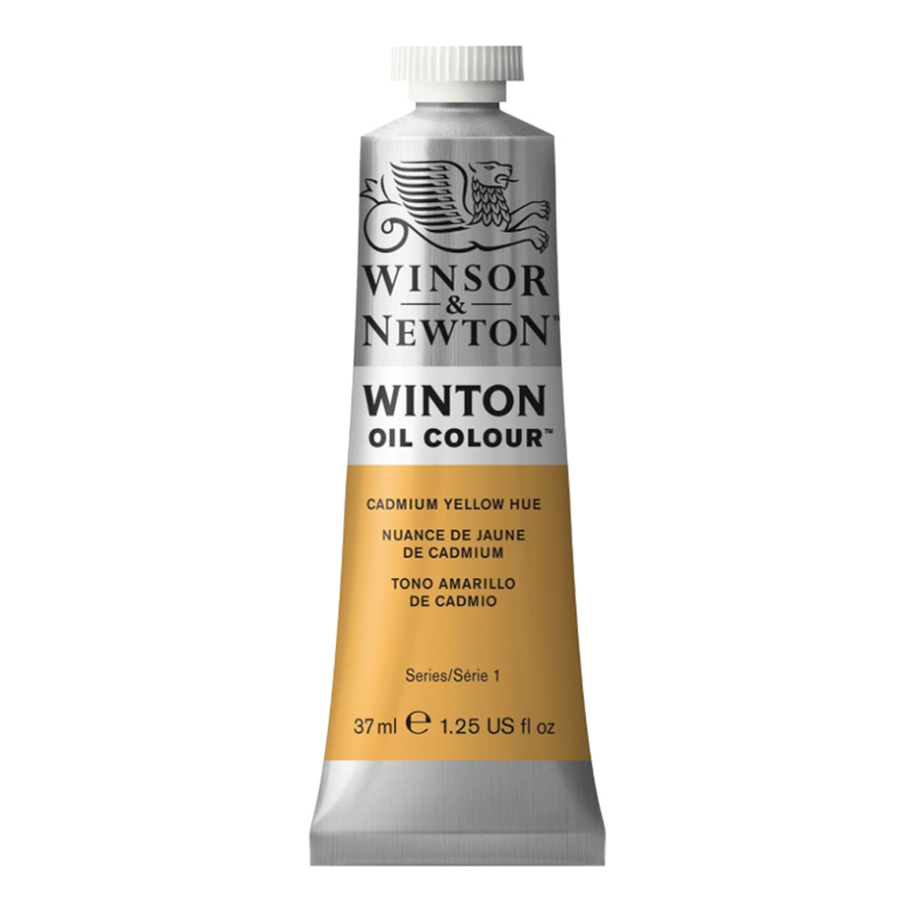 Winton Oil 37Ml Cadmium Yellow Hue