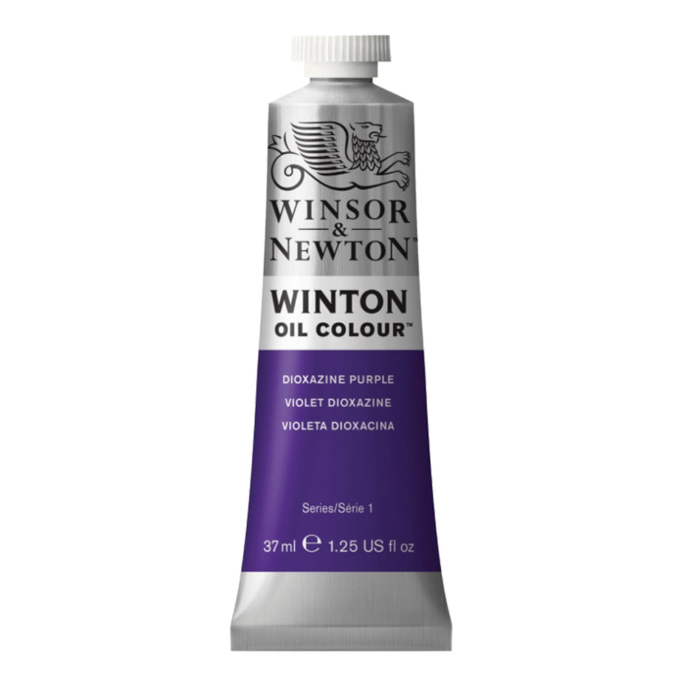 Winton Oil 37Ml Dioxazine Purple