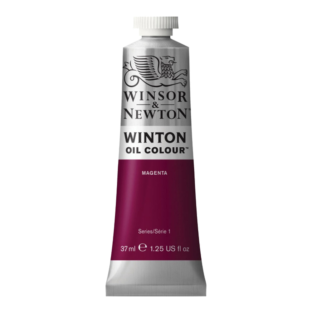 Winton Oil 37Ml Magenta