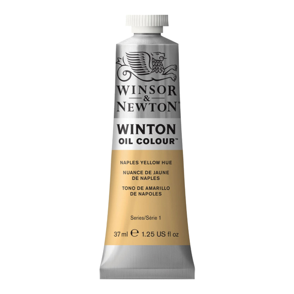 Winton Oil 37Ml Naples Yellow Hue